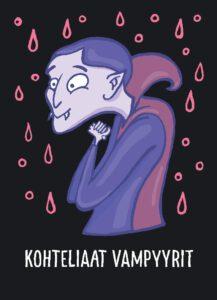 kohteliaat vampyyrit