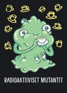 radioaktiviiset mutantit